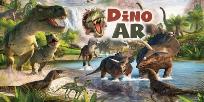 DinoAR Dinosaurs - Augmented Reality App Kit Unity