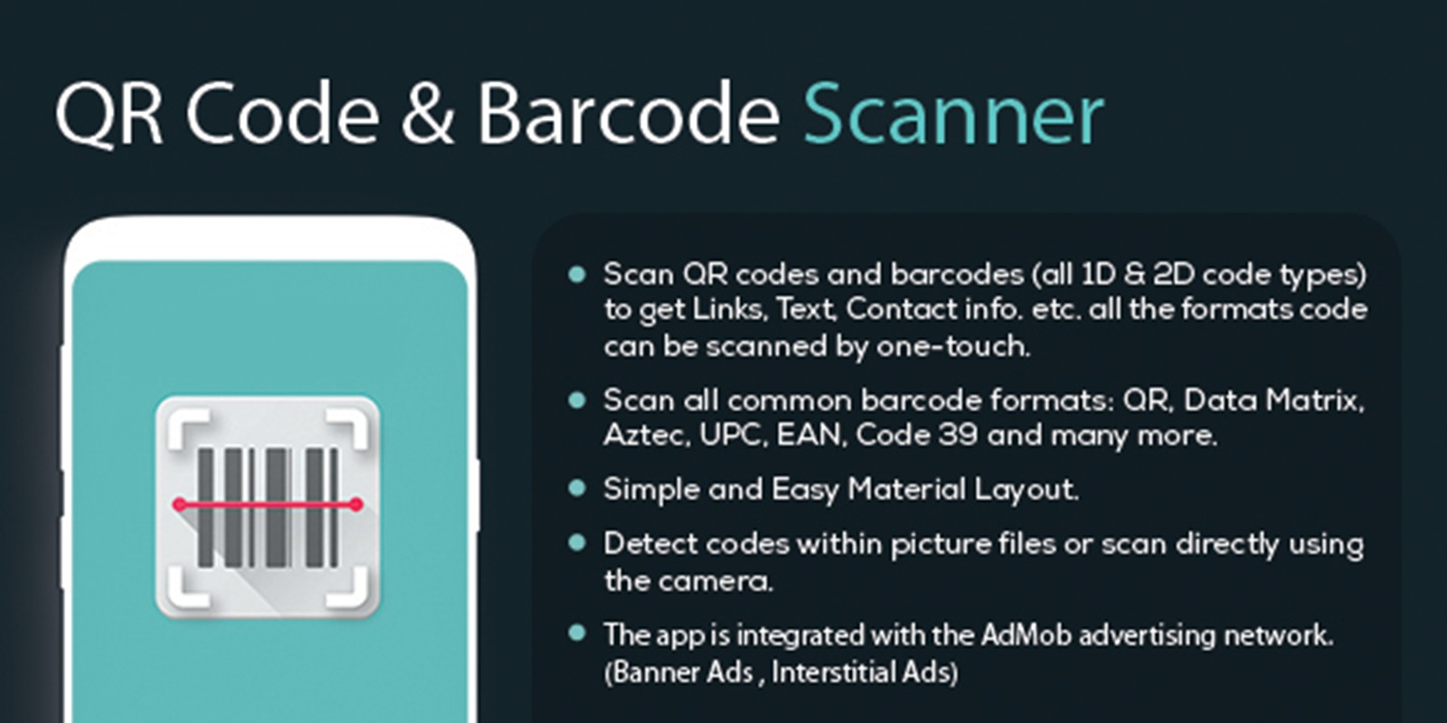 Quick Scanner - QR Code Scanner Android