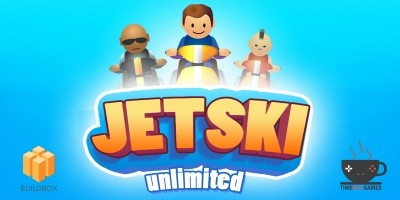 Jetski unlimited - Full Buildbox Game