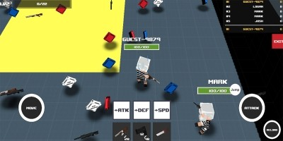 Shooter Multiplayer  - Unity Project