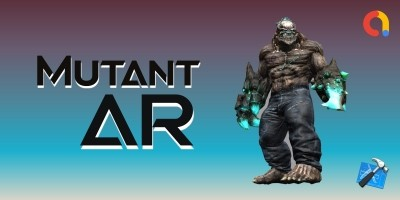 MutantAR Augmented Reality App Kit iOS