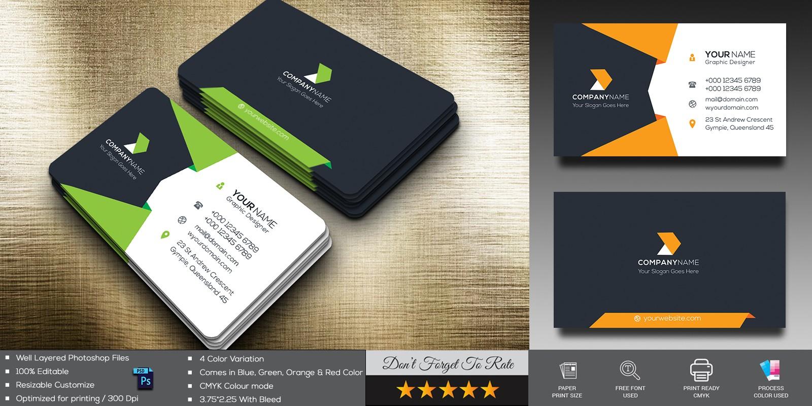 Multi Business Card
