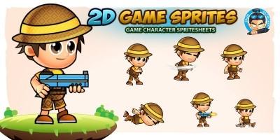 Lopi 2D Game Sprites