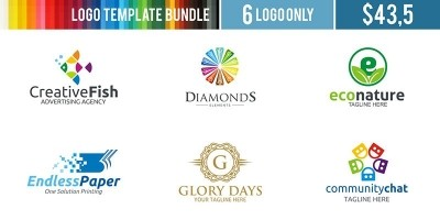 Logo Templates Bundle #3