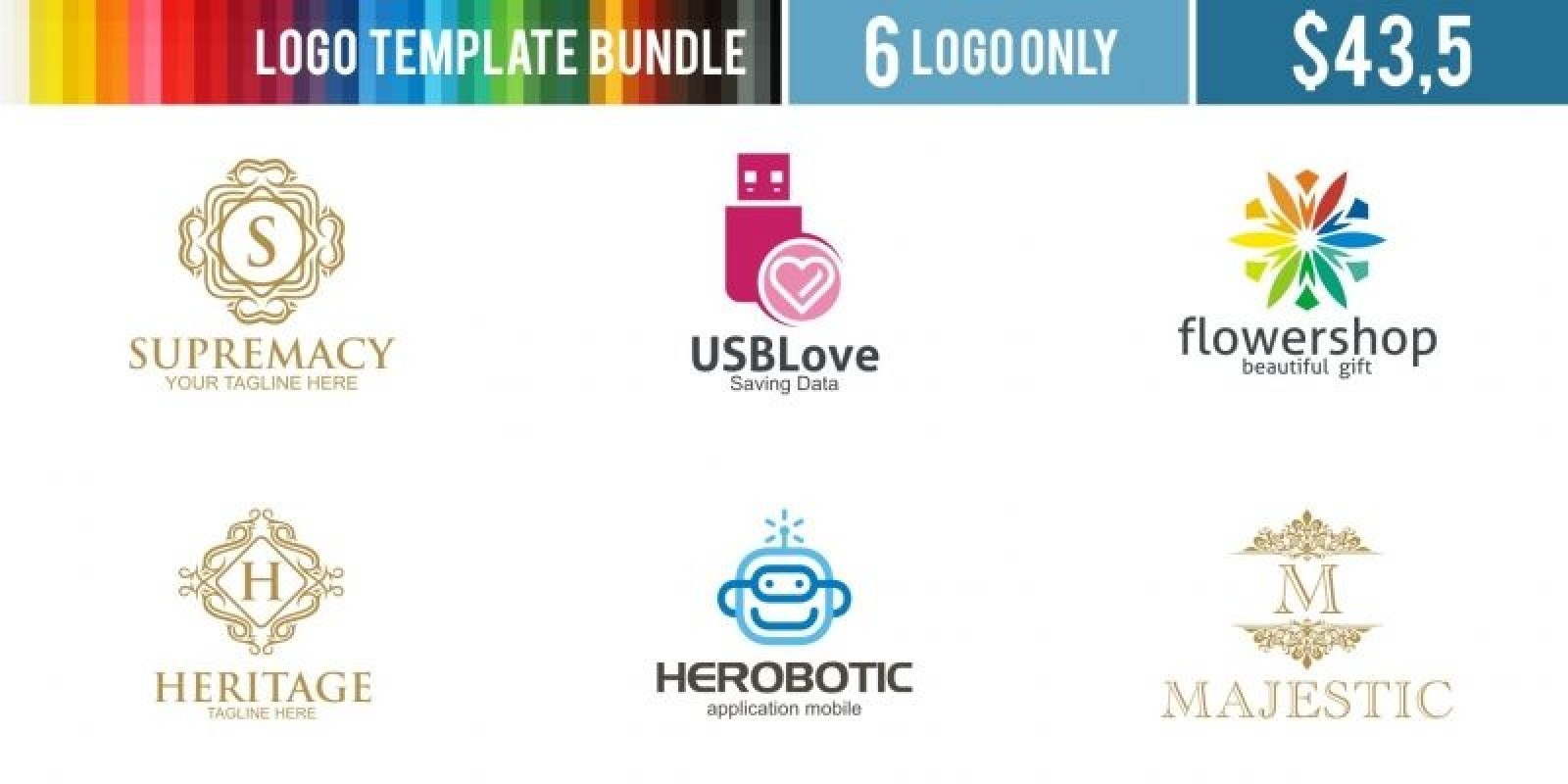 Logo Templates Bundle #5