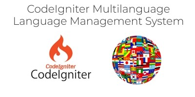 CodeIgniter Multilanguage