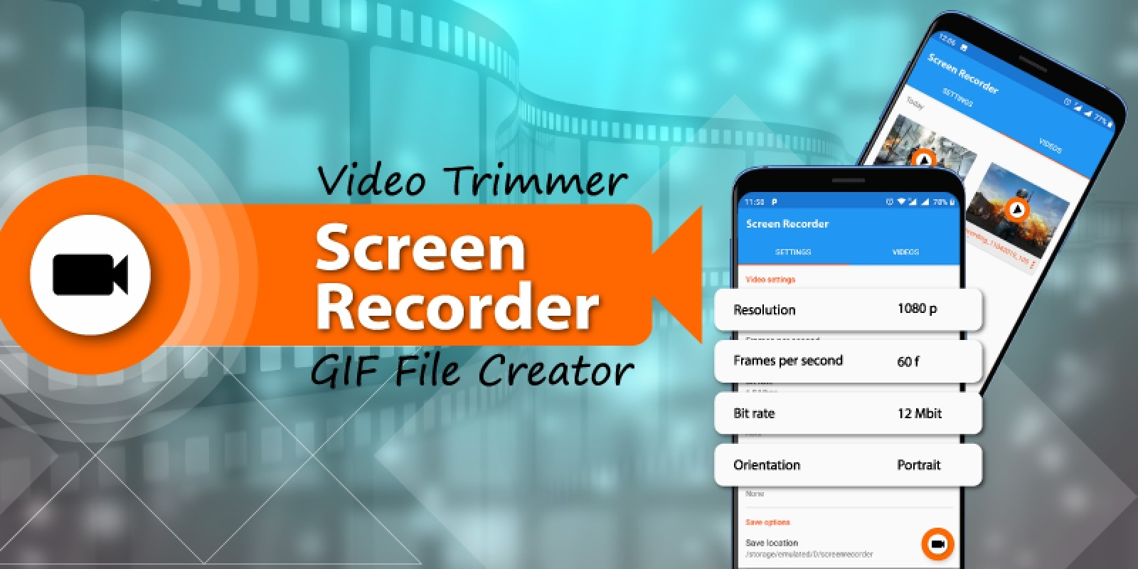 Advance Screen Recorder - Android Source Code