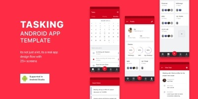 Tasking UI KIT