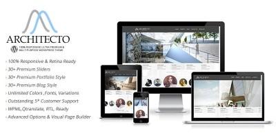 Architect - Wordpress Architecture Theme