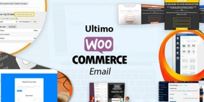 Ultimo WooCommerce Email Master Plugin