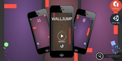 Walljump - Complete Unity Game