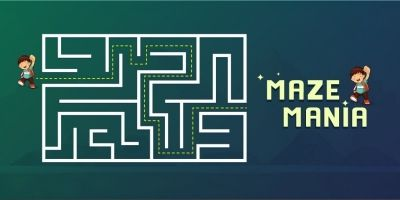 Maze Mania A Puzzle Game For Android