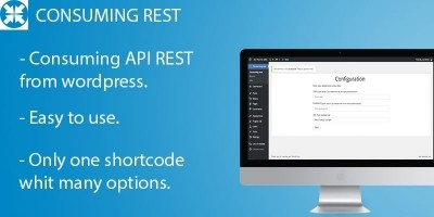 Consuming API REST - WordPress Plugin