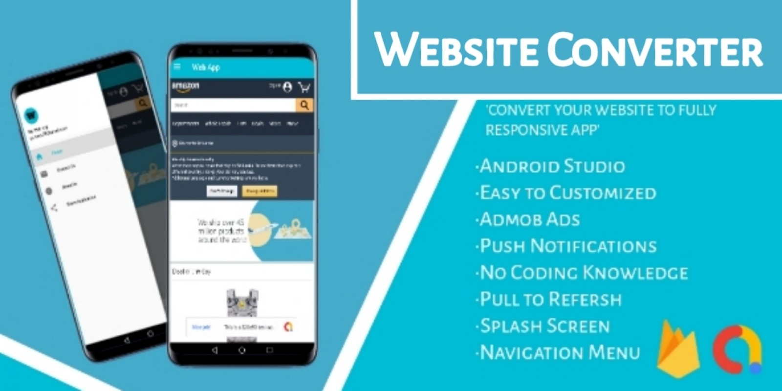 Simple Website Converter Android Source Code