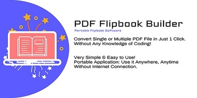 PDF Flipbook Builder .NET