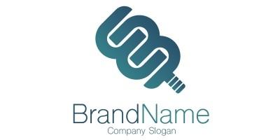 Creative Idea Gradient Logo