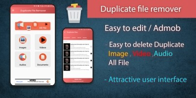 Duplicate File Remover - Android Project