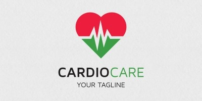 Cardio Care Heart check Logo