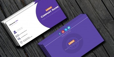 Virtual Business Card