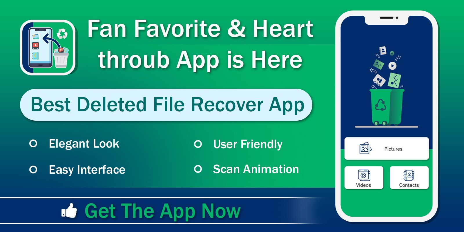 Recover Deleted File - Android Source Code