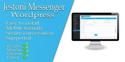Jestoni Messenger - WordPress Plugin