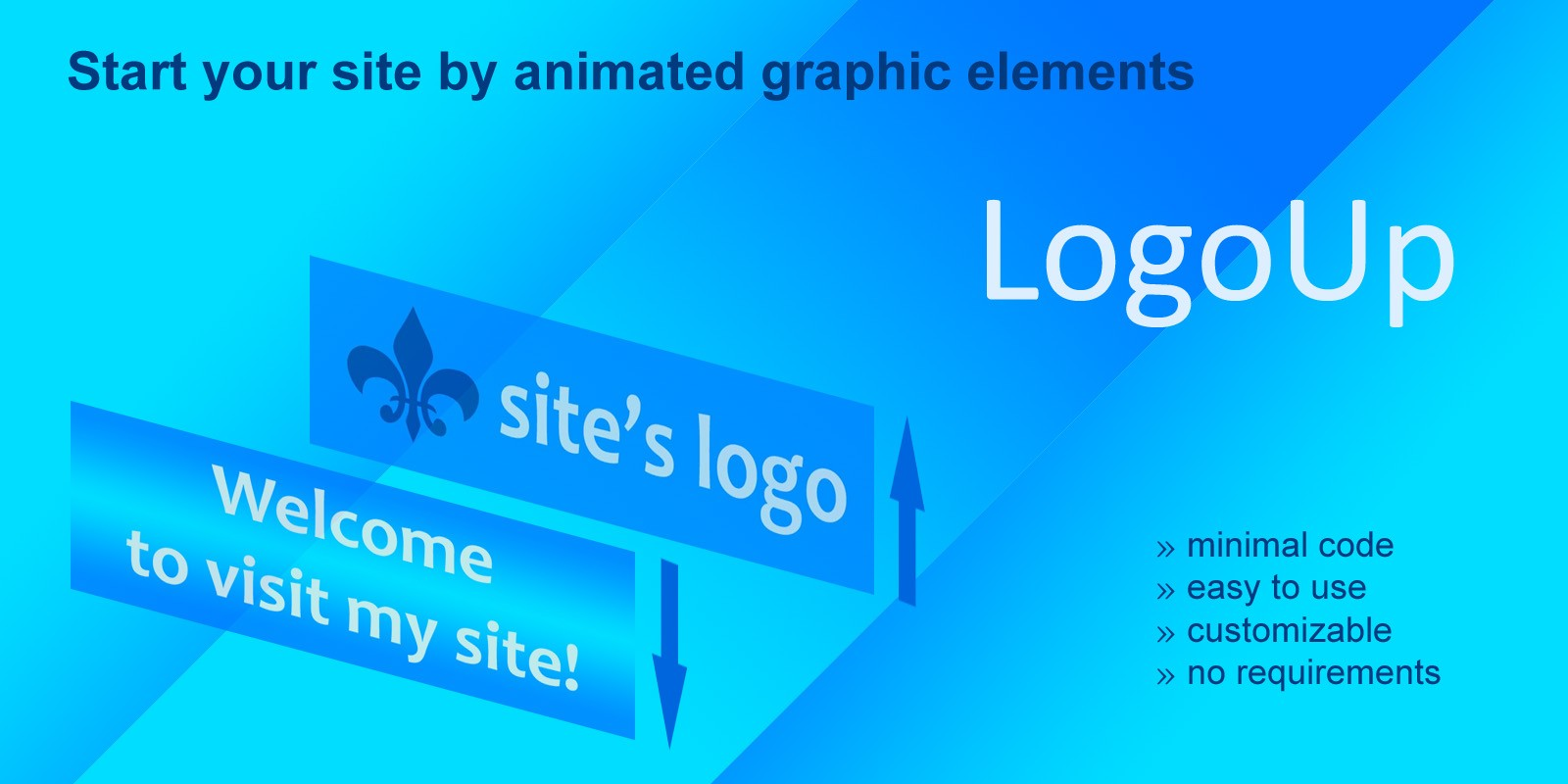 LogoUp JavaScript