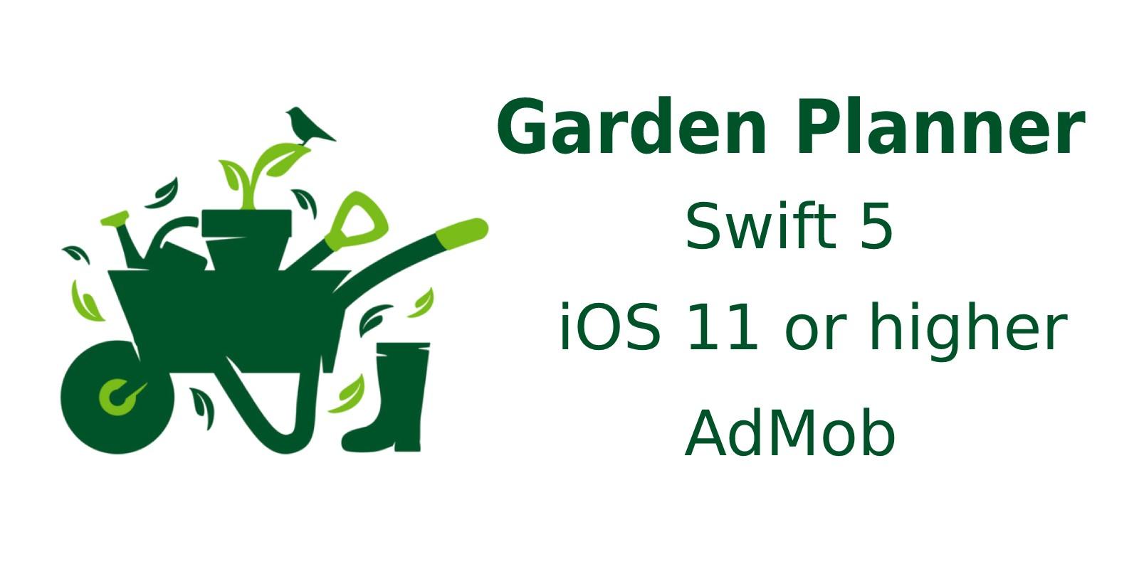 Garden Planner - iOS Source Code