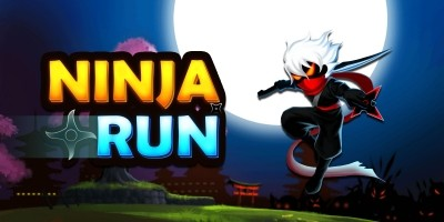 ​Ninja Run - Complete Unity Game