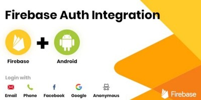Firebase Auth Integration - Android Source Code