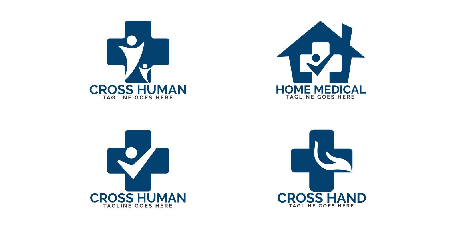 Home Medical Logo Design
