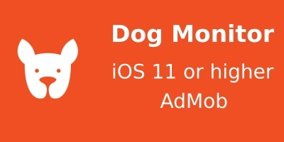 Dog Monitor - iOS Source Code
