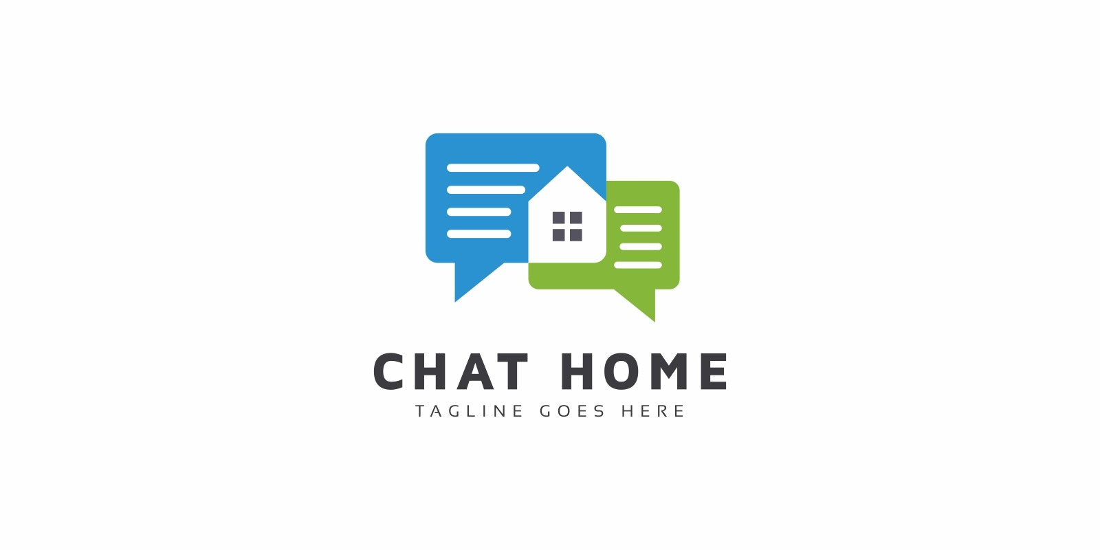 Chat Home Logo
