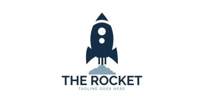 The Rocket Logo Design