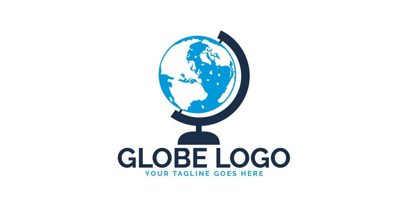 Globe Logo Design