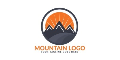 Mountain Logo Design