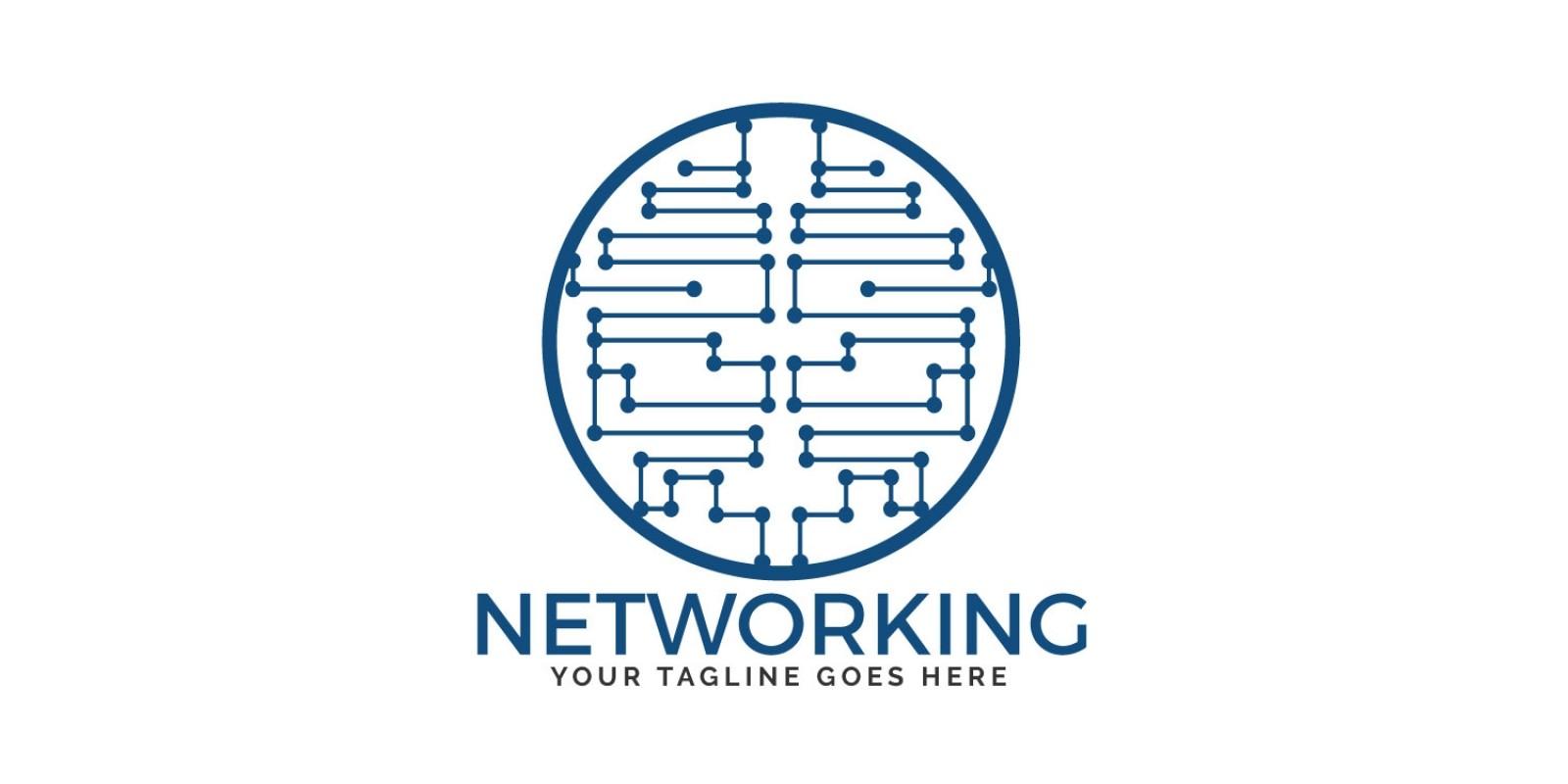Networking Logo Design