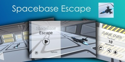 Spacebase Escape - Unity game Source Code