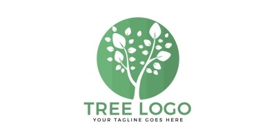 Tree vector Logo Design