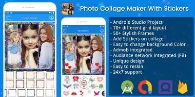 Photo Collage Maker - Android Source Code