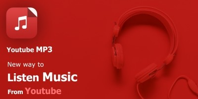 Youtube MP3 Player - Android Source Code