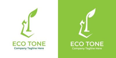 Eco Tone Logo Template