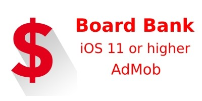 Board Bank - iOS Source code