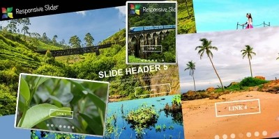 jQuery Image and Content Slider