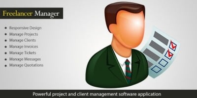 MC Freelancer Manager PHP Script