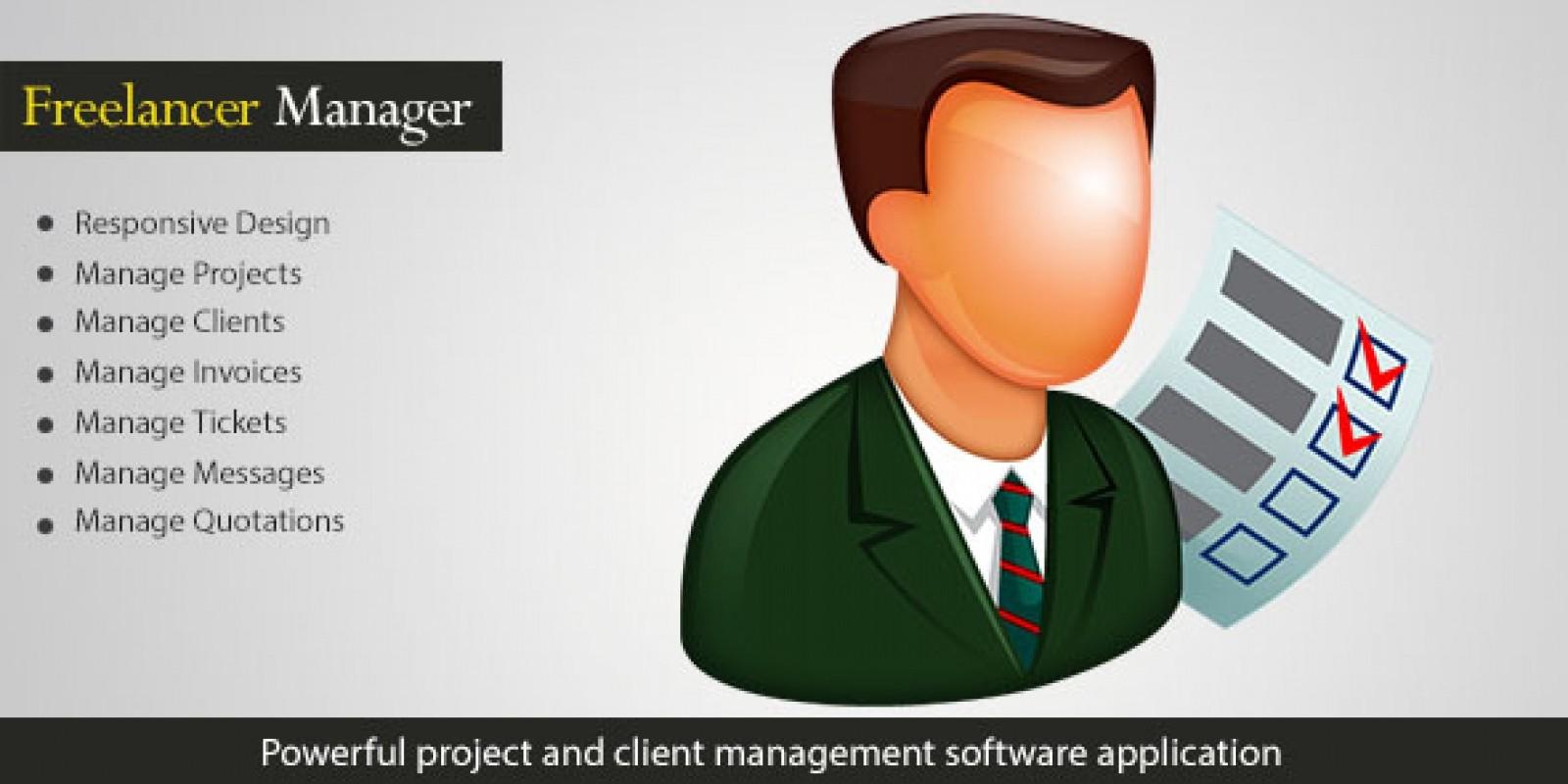 MC Freelancer Manager PHP Script