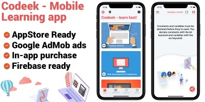 Codeek - Mobile Learning iOS App