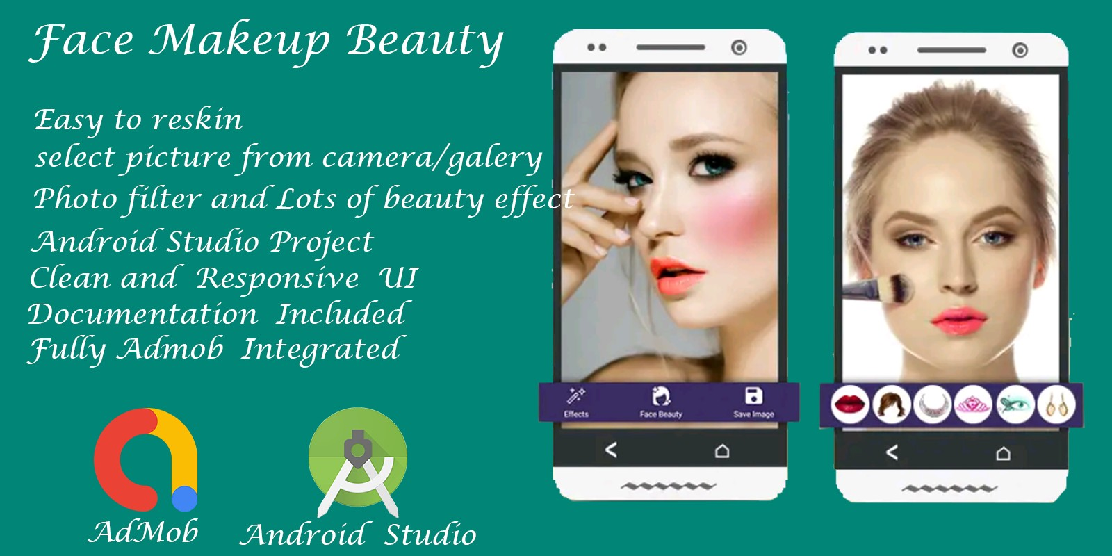 Face Beauty Maker - Android Studio Code