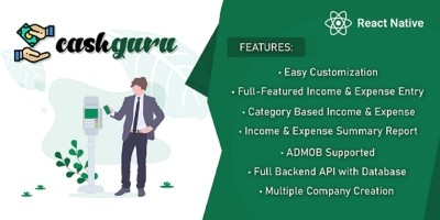Cash Guru - Smart Finance Manager