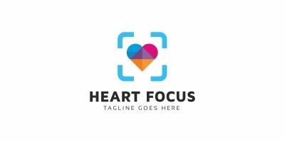 Heart Focus Logo