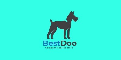 BestDoo Logo Template
